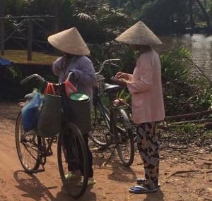 Paisaje en Vietnam